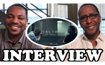 "Mekhi Phifer and Ron Cephas Jones Talk Apple TV's ""TRUTH BE TOLD"" Season 2"