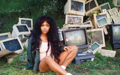"""Every Song From SZA's """"Ctrl"""" Album is Now Certified Gold or Higher"""