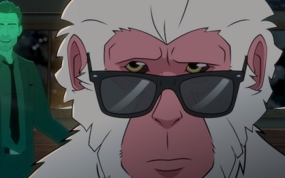 "FIRST TEASER: Hulu Original ""Marvel's Hit-Monkey"""