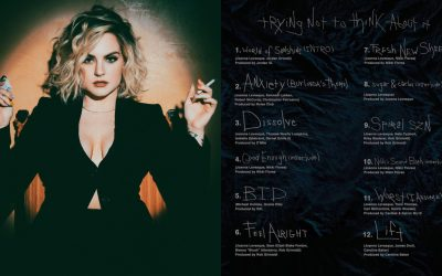 Jojo Unveils Tracklist For 'Trying Not To Think About It' EP