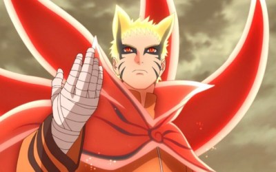 Boruto Episode #217 Review: Strengths and Weakness of Naruto's Baryon Mode