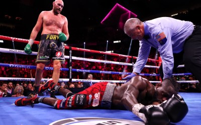 Tyson Fury Knocks Out Deontay Wilder In Trilogy Fight