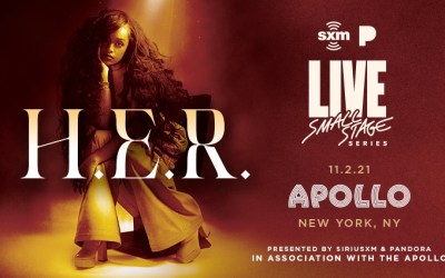 See H.E.R. Perform an Invite-Only Show at the Apollo Theater!