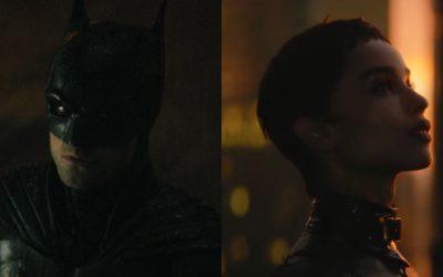 DC FanDome Unveils The Batman's Explosive New Trailer Starring Robert Pattinson and Zoe Kravitz