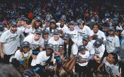 Chicago Sky Wins First WNBA Title