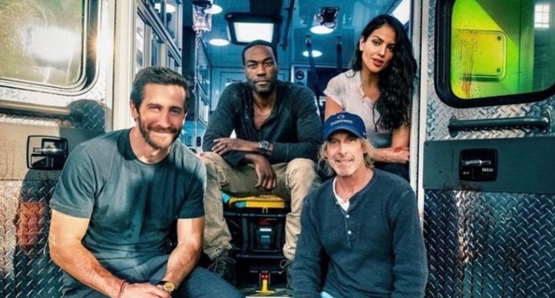 Watch Jake Gyllenhaal, Yahya Abdul-Mateen II and Eiza Gonzalez official trailer for Michael Bay's'AMBULANCE'
