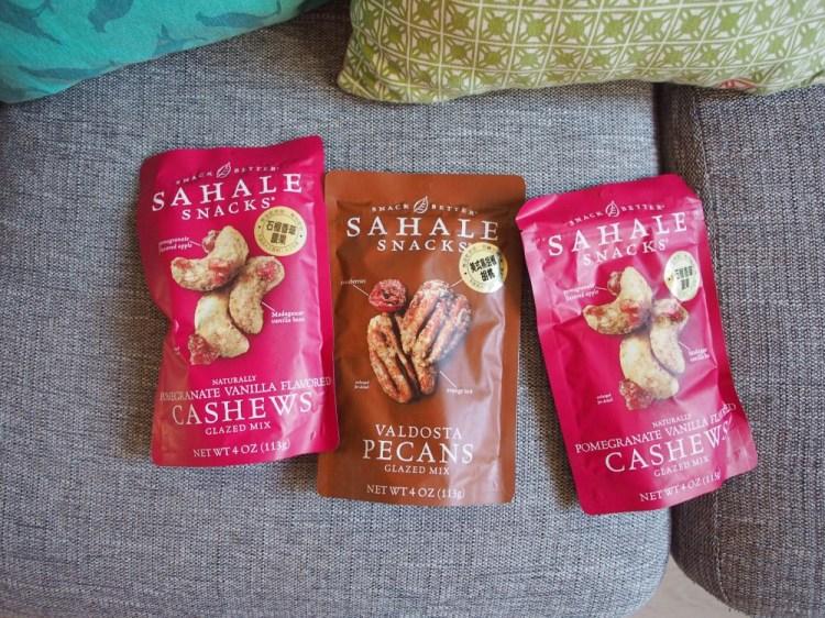 Sahale Snacks 美國進口堅果系列-好吃到不要不要的停不下來啊!