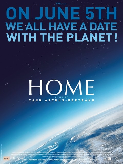 法國紀錄片Home~地球不只盧貝松搶救←6/14日前免費線上收看。