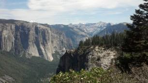 Amazing View of Yosemite