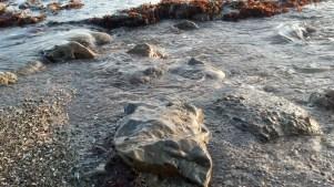 Tide at Glass Beach