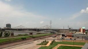Bridge across the Mississippi - St. Louis