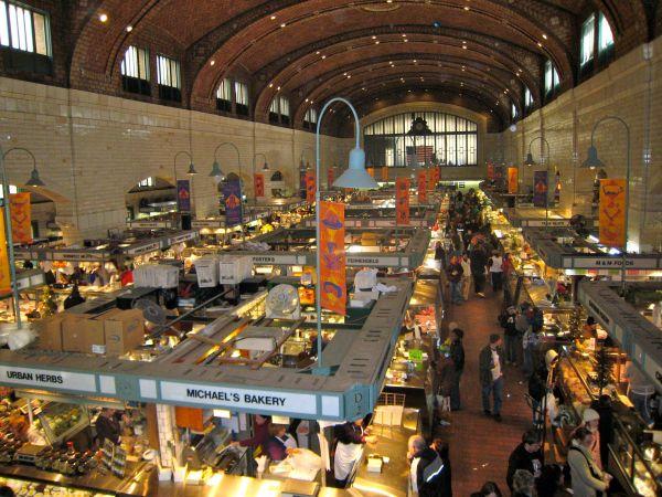 West Side Market Cleveland Yvette