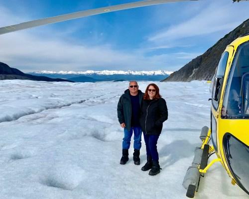 Herbert Glacier Juneau Alaska
