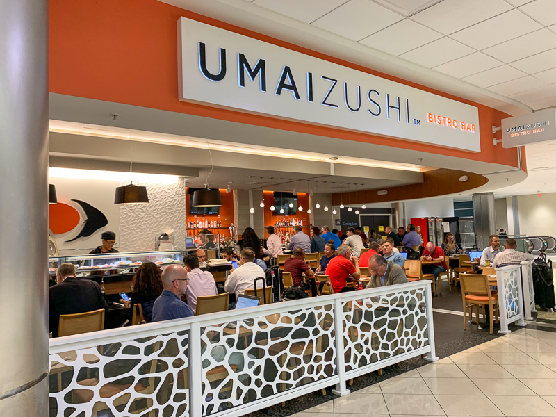 Atlanta Airport restaurant