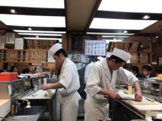 mikore sushi shinjuku 1 Wherejapan