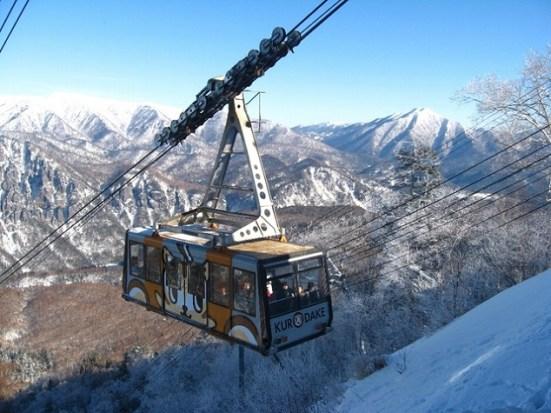 First snow Japan Hokkaido หิมะแรก ญี่ปุ่น 2 Kurodake