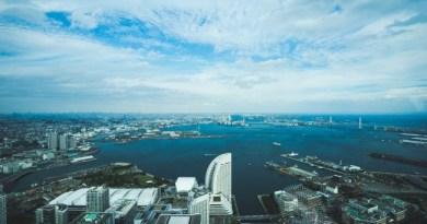 Yokohama โยโกฮาม่า ที่พัก โรงแรม topofhotel