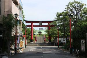 kameido-tenjin-เทนจิน-wherejapan ญี่ปุ่นไปไหนดี