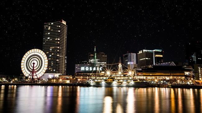 โรงแรม ที่พัก โกเบ ญี่ปุ่น Topofhotel kobe japan เนื้อย่าง wherejapan 650 x 365