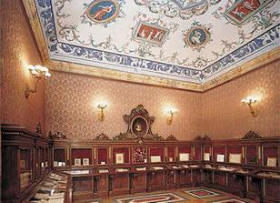 The Rossini Temple