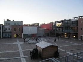 The square Agide Fava