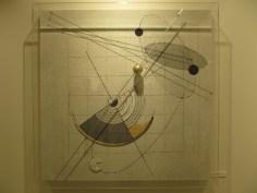 Work by Walter Valentini at Ca' Pesaro 2.0 Art Gallery