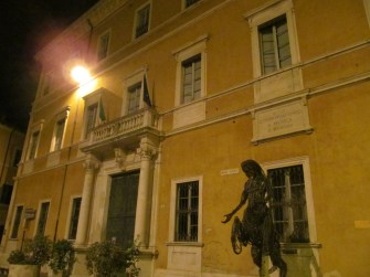 Music Conservatory in Pesaro