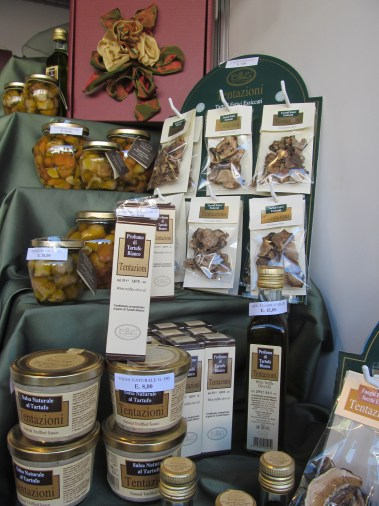 Truffle products, oils and sauces --good ones