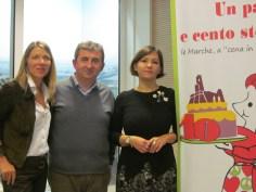 Cristina Pieri, Viaggi&Aziende, Vito and Cristina Ortolani