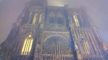 The Strasbourg Cathedral --impressive!