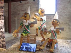 The Fano Carnival tradition dating back to the 14th century
