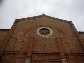 The Cathedral façade