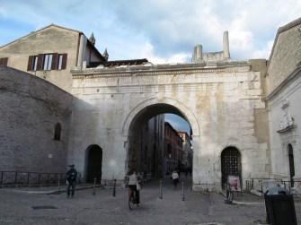 The Augustus Gate