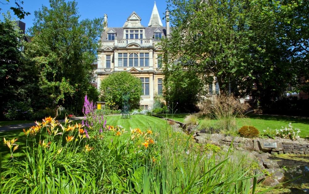 trowbridge sensory garden