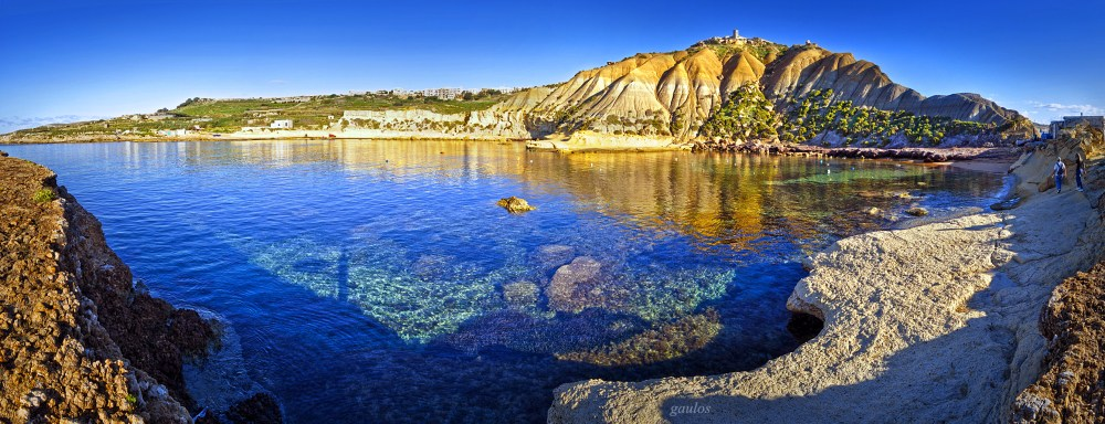 Xatt L-Ahmar, Malta