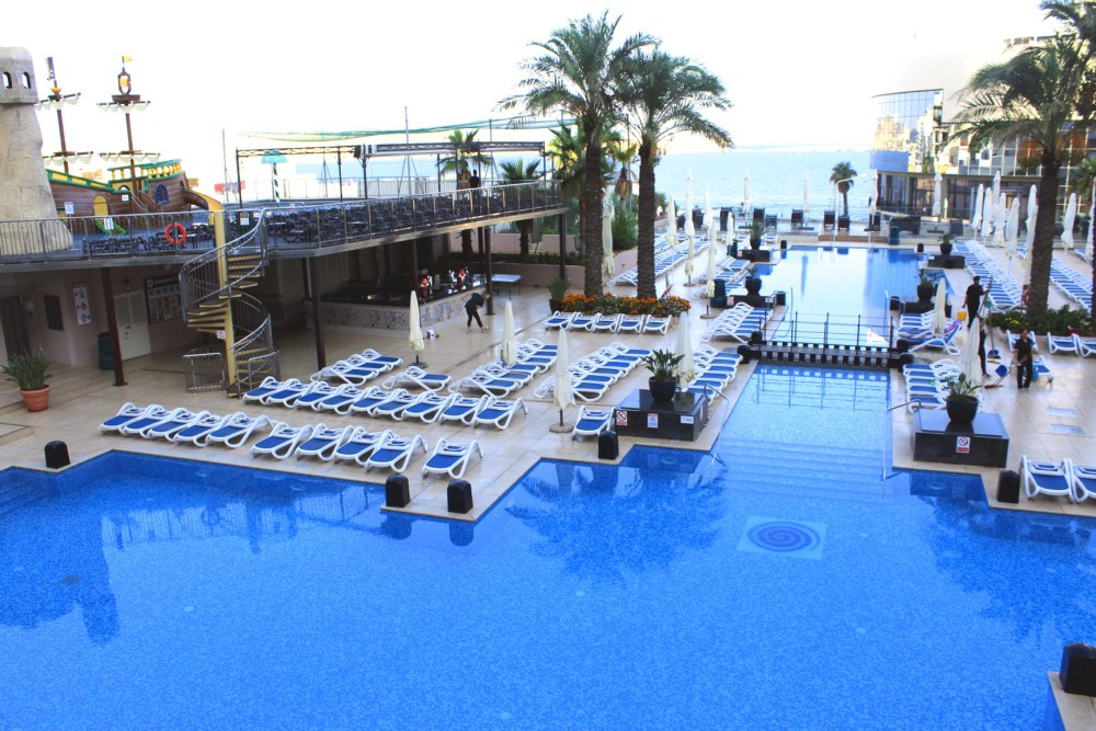 30-Days in Malta. Hotel db San Antonio.