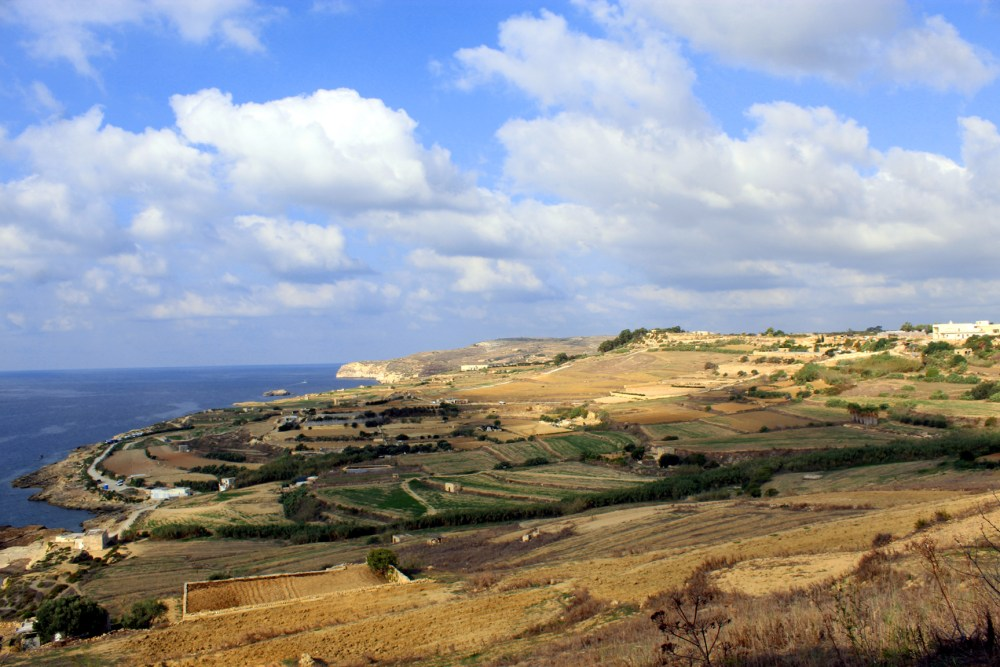 30-Days in Malta, Gozo countryside and farms.
