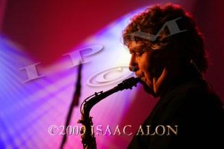Jay Beckenstein on Sax