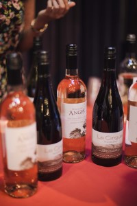 Villa des Anges Rosé second on the right has made my Christmas list (c) Brittany Buongiorno