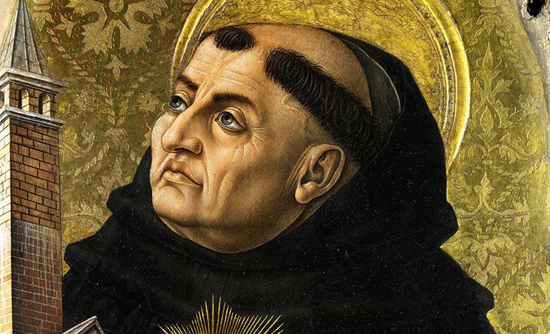 Thomas Aquinas: Ghostwriter of Amoris Laetitia