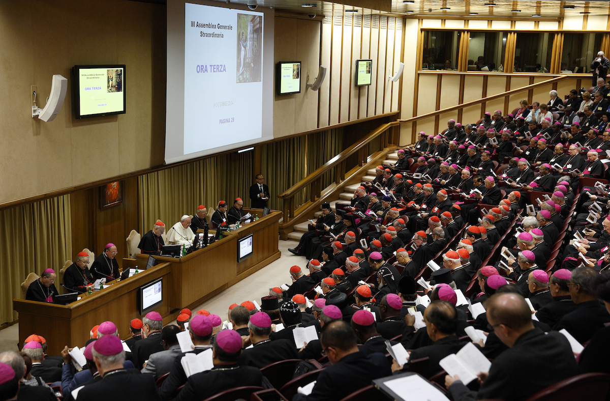 The dubia, synodality, and the joy of the Gospel