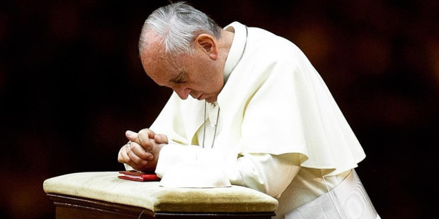 Letter of Pope Francis to the People of God: Only penance