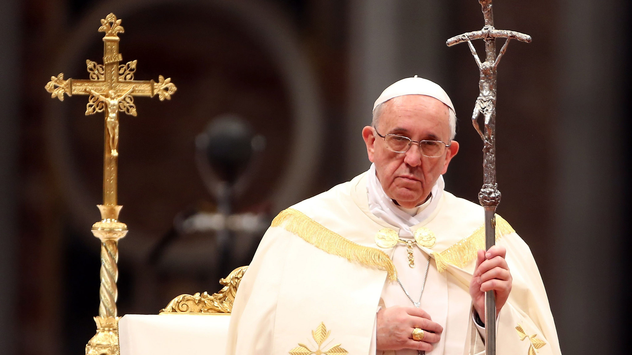 Six Years of Francis: Giving Thanks for Division