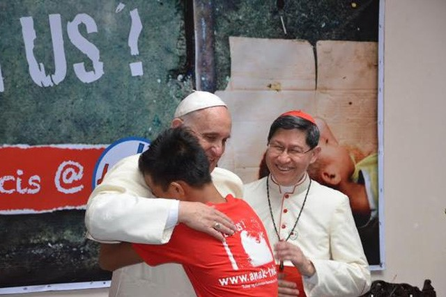 Tagle: A missionary from and to the peripheries