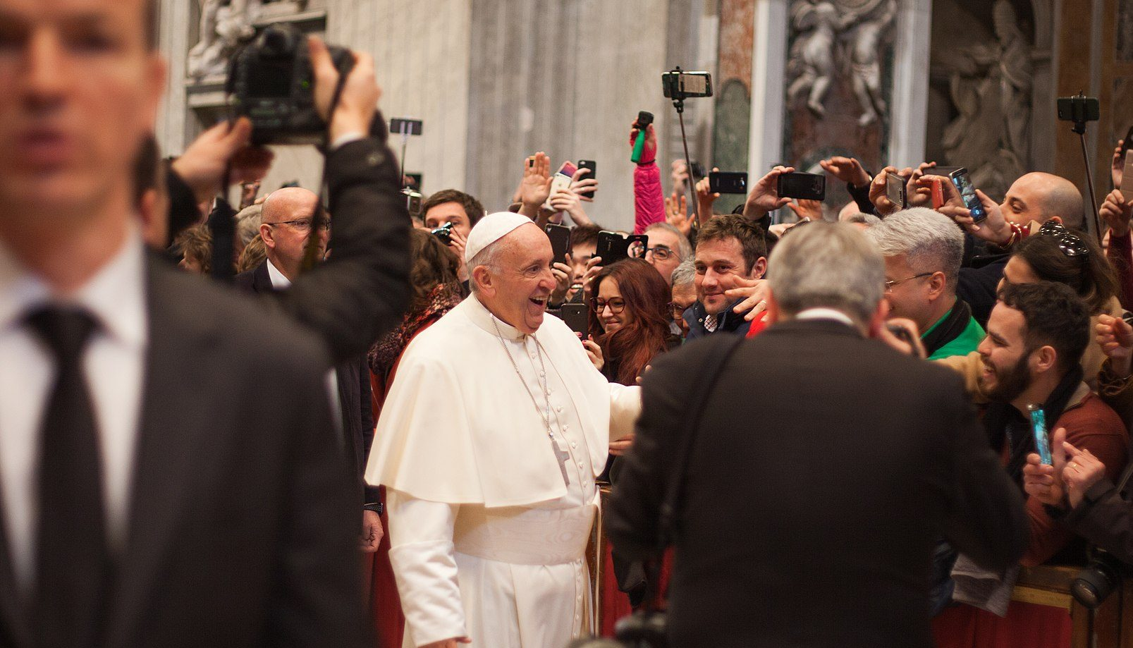Pope Francis and his vision of fraternity