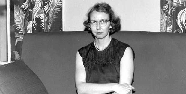 """PBS's """"Flannery"""": Portrait of a Great Catholic Artist"""