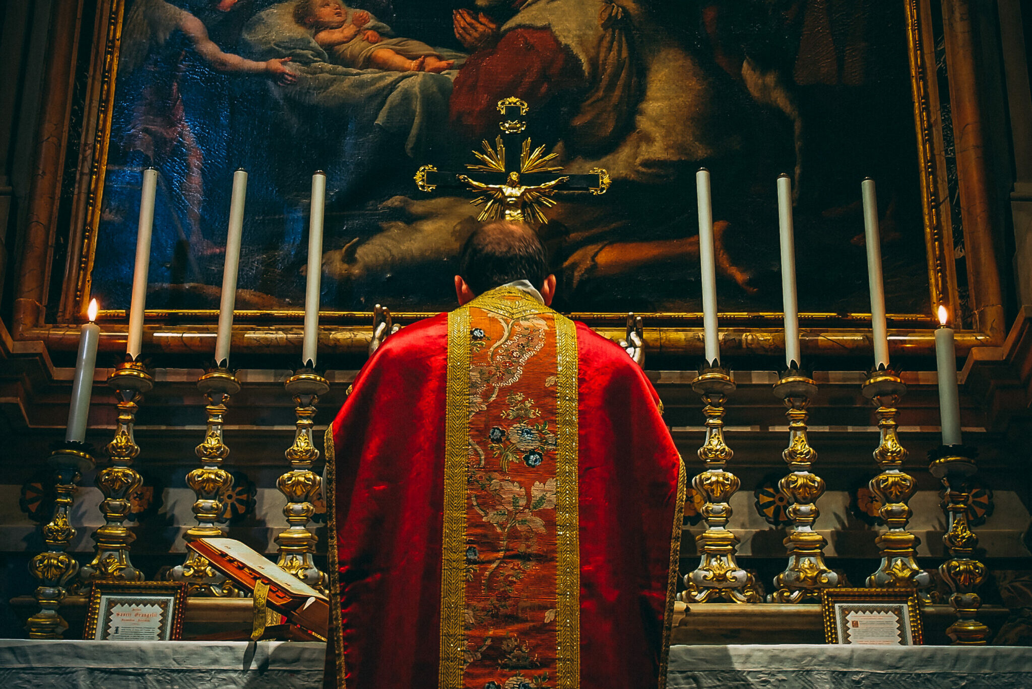 """United to the Past through the """"Latin Mass""""?"""