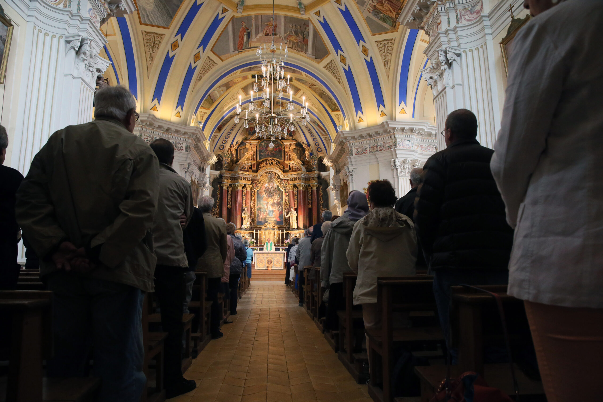The Liturgy is for the People
