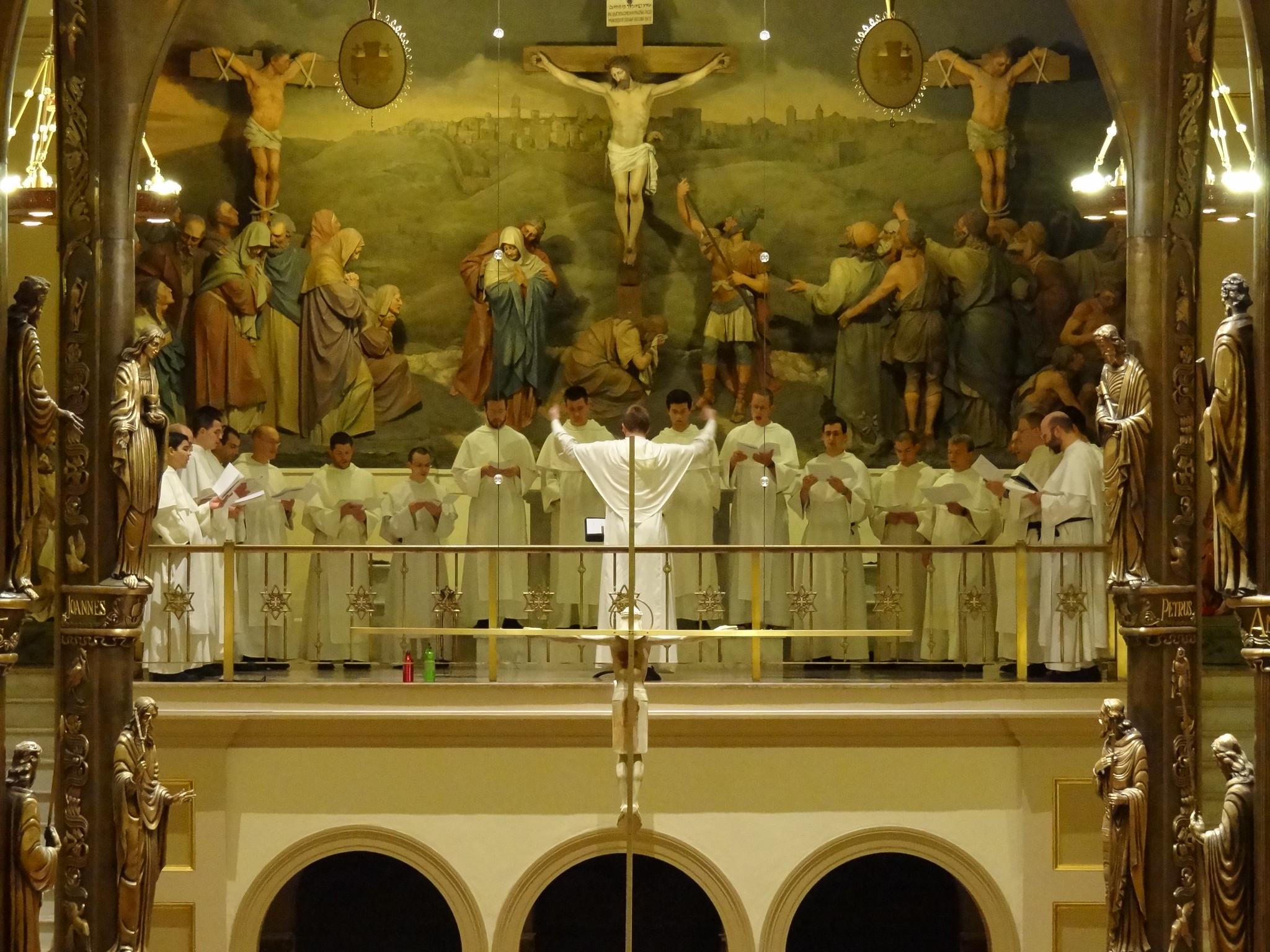 Gregorian chant and the post-Vatican II liturgy
