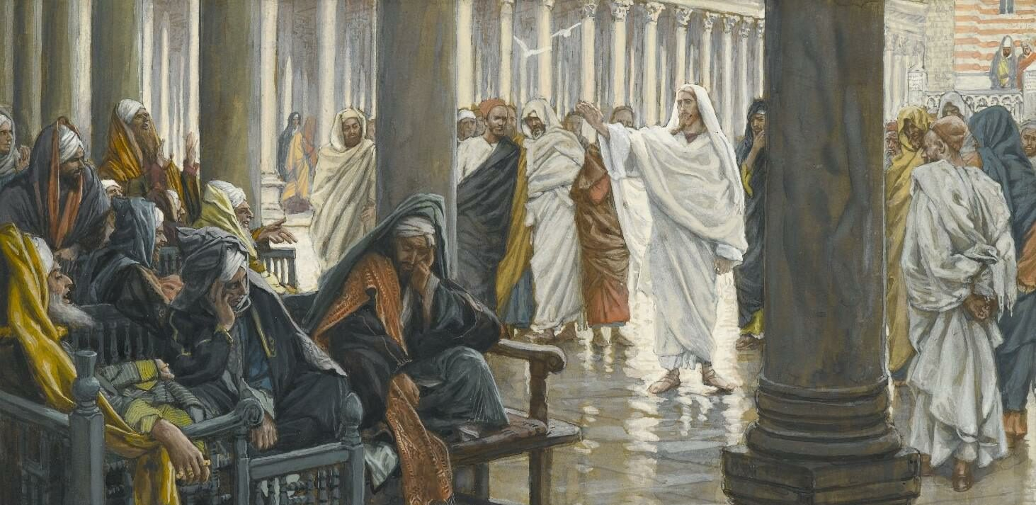The Traditions that Make Void the Commands of God